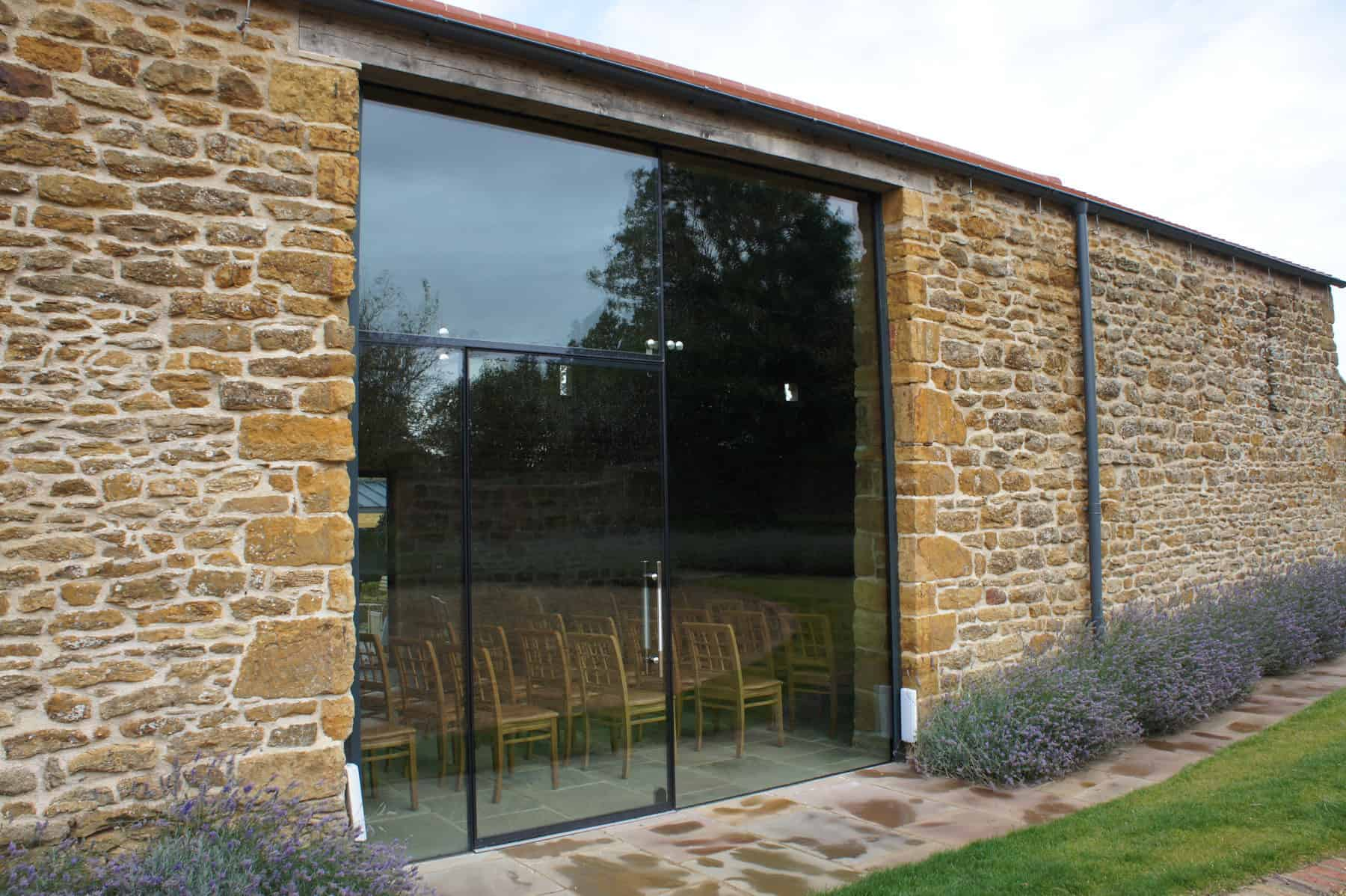 Structural Frameless Glass Systems : Dodford northamptonshire architectural glass clear living