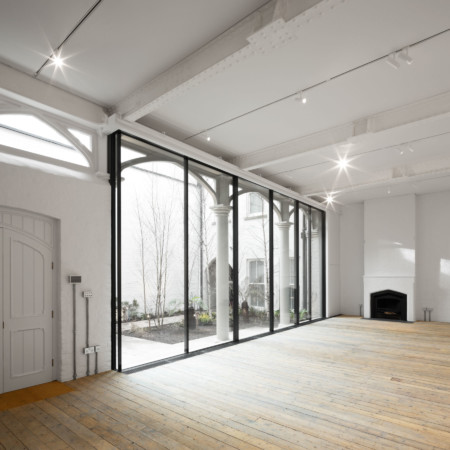 Sky-Frame 2 sliding door screens